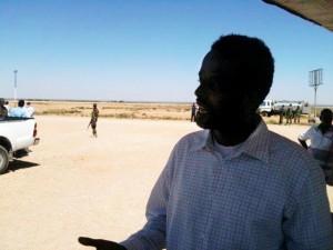Abdisalam vliegveld Somalie