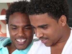 Amin en Adel 2010