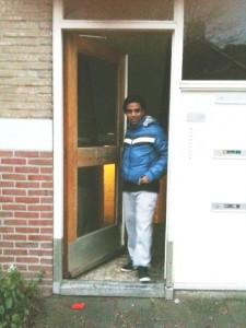 Het huis van Amin