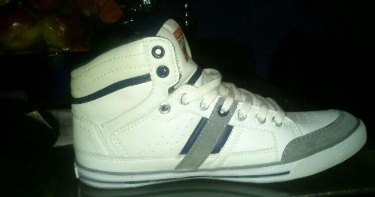 Nieuwe schoenen